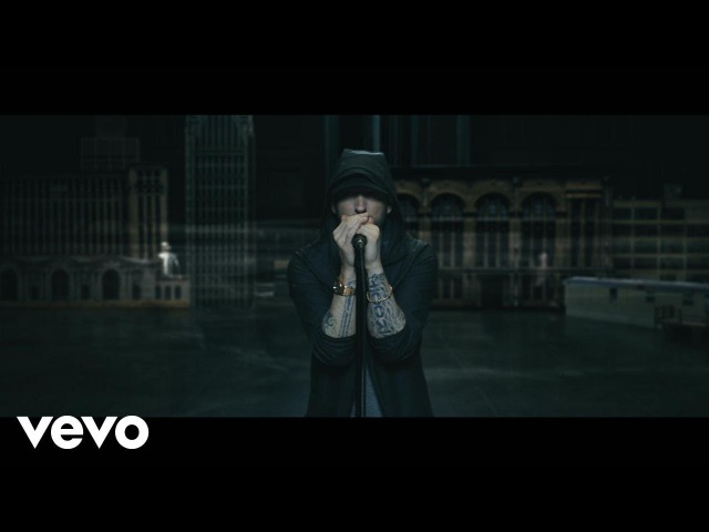 Eminem Walk On Water Official Video