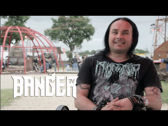 CRADLE OF FILTH singer DANI FILTH interview about black metal 2011| Raw Uncut