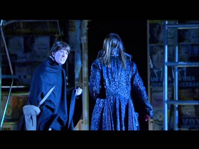 Vieni ov'amor t'invita aria de Lucio Cinna Acto I de la ópera Lucio Silla de Mozart
