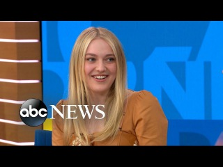 Dakota Fanning dishes on new psychological thriller 'The Alienist'
