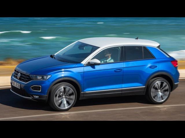 2017 Volkswagen TROC Review