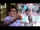 JACKIE CHAN Talks About One of His Most Insane Stunts