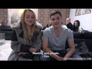 [CzechMegaSwingers/ CzechAV] Czech Mega Swingers 21 - Part 1