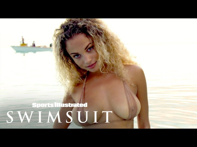 Rose Bertram Feels The Vibe, Shows You Why Shes A Goddess | Uncovered | Sports Illustrated Swimsuit