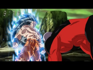 Goku Ultra Instinct ssj3 vs Jiren - Fan Animation - Dragon Ball Super