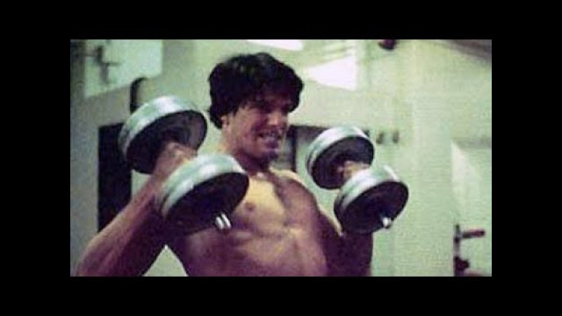 Christopher Reeve Workout 'Superman 1978 ' Behind The Scenes
