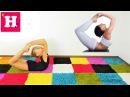 ГИМНАСТИКА ПРОТИВ ЙОГА Новый СУПЕР ЧЕЛЛЕНДЖ Gymnastic Vs Yoga New Challenge