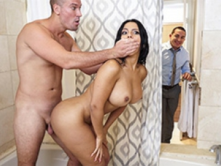 CHEATING BIG ASS LATINA – ROSE MONROE [ best porn sex ]