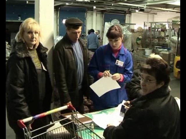 Учебное видео о работе кладовщиков в АО Корпорация Гринн