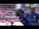 Арсенал 0:1 Челси / Гол Мозес