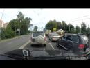ДТП Щелковское шоссе 15.09.2017