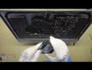 Разборка-сборка Моноблока Apple iMac A1418