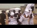 Живенькие африканские похороны... @ShadenFM
