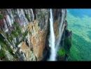 Самый высокий в мире водопад Анхель в Венесуэле съемка с дрона.mp4