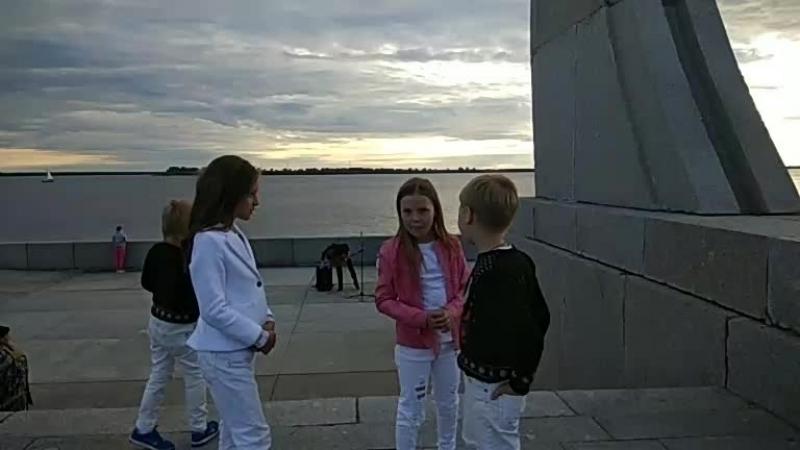 юбилейный концерт на набережной Архангелька!