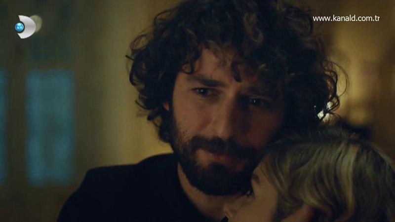 Hayat Şarkısı 28 Bölüm Kerim ikinci kez baba olacağını öğreniyor