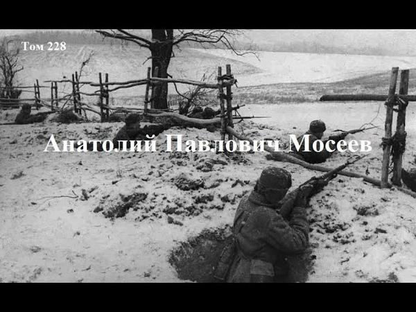 Анатолий Павлович Мосеев.