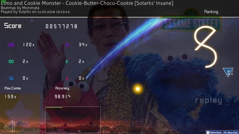 OSU Cookie Butter Choco Cookie Sotark's Insane FIRST 214pp