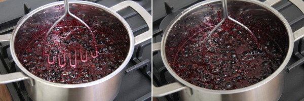 Варенье из черной смородины без косточек, изображение №5