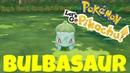 Pokemon LetS Go Viridian Forest With Bulbasaur Location