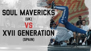 Soul Mavericks (UK) vs XVII Generation (Spain) | Group A | Warsaw Challenge 2018