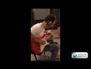 Артем Рудой - MarinSound recording guitar solo Competition