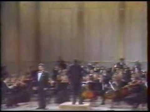 Toreador Carmen Bizet Gino Quilico