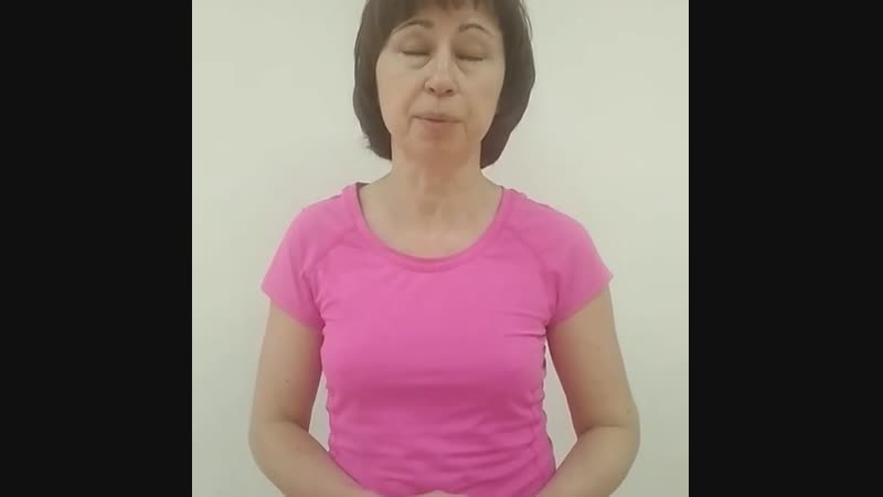 Очень приятно получать видео отзывы от наших клиентов Мы вас очень ценним и дорожим вами❣️ Группа Хатха Йога тренер Марзия