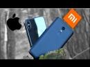 Iphone X против XIAOMI REDMI 5 PLUS: сравниваем управление жестами