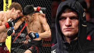 ПЕРВАЯ ПОБЕДА ИНГУША В UFC! РАЗБОР ПОЕДИНКА МОВСАРА ЕВЛОВА- СУНГ ВО ЧОЯ! + СЛОВА ПОСЛЕ БОЯ!