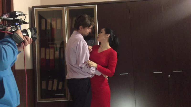 3 марта прошли съемки в сериале *Слепая* канал тв 3 March 3 were shooting in the series *Blind* TV channel 3