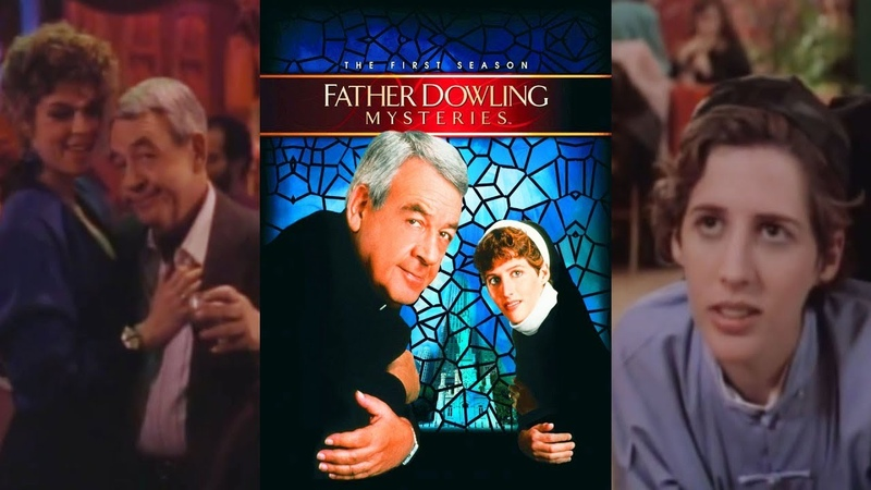 Тайны отца Даулинга 1x7 Тайна лица в зеркале Кто то выдает себя за отца Даулинга Детектив Драма