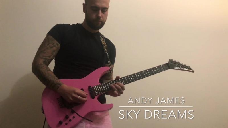 Andy James Sky Dreams Cover by Aleksandr Redin @redisson7