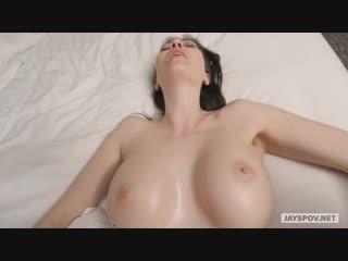 Angelina Diamanti - Real Escort Bareback Creampie [All Sex, Hardcore, Blowjob, Gonzo]