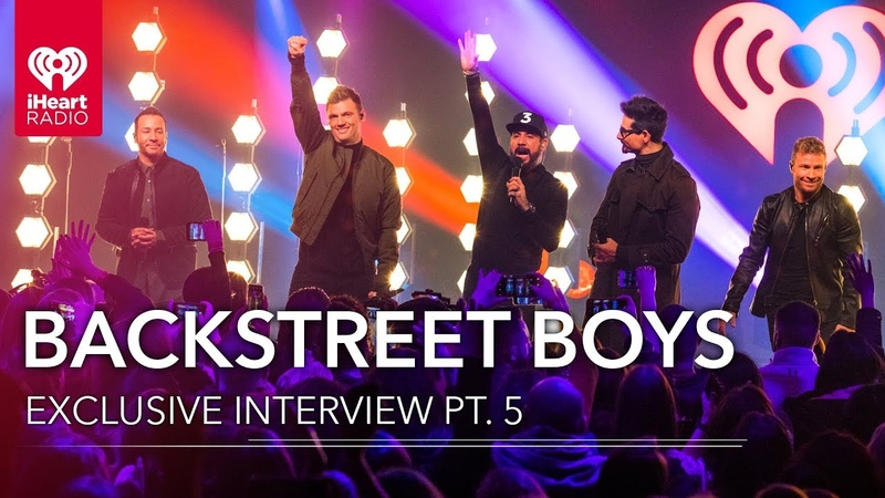 Backstreet Boys On Super Bowl LIII, Working With Chance the Rapper | iHeartRadio Release Party