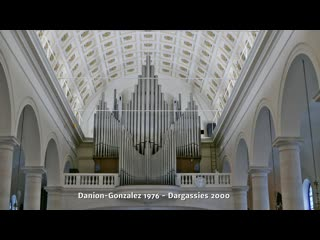 543 J. S. Bach - Prelude and Fugue in A minor, BWV 543 - Renaud Vergnet, organ