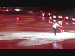 Art on ice 2019 aleksandra stepanova ivan bukin james blunt 1973