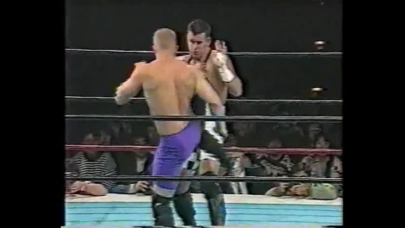 1993.03.05 - Willie Peeters vs. Sergei Sousserov