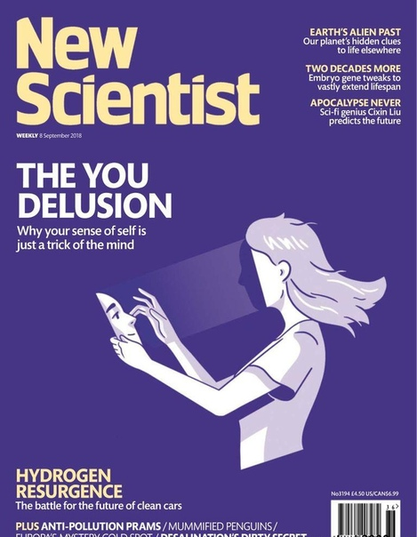 2018-09-08 New Scientist International Edition