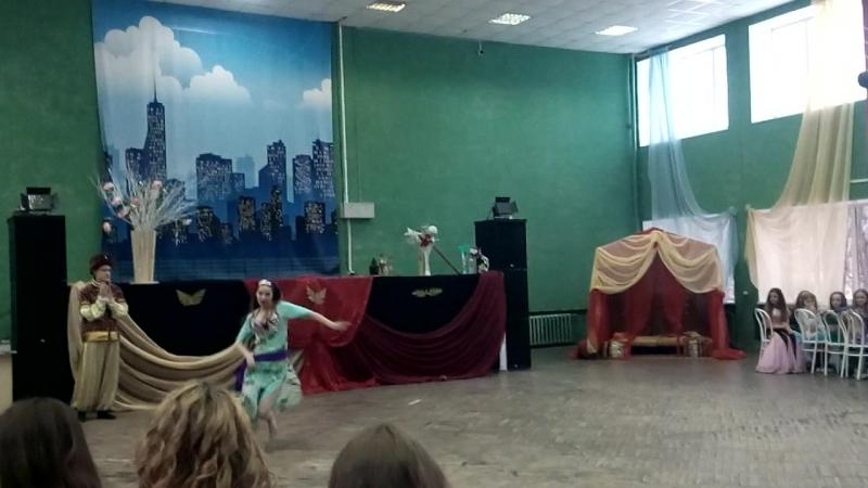 Божедомова Анастасия танец шааби студия восточного танца Самира