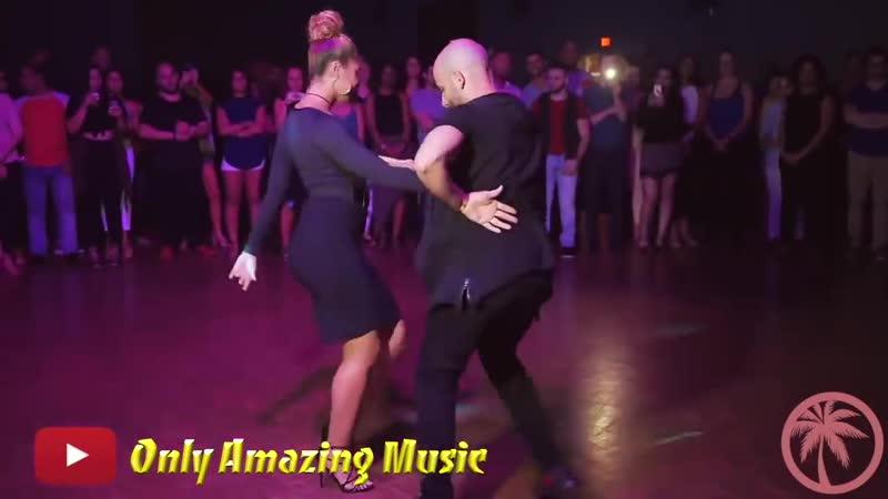 Седая Ночь Танцуют Жорж Атака и Таня Ла Алемана