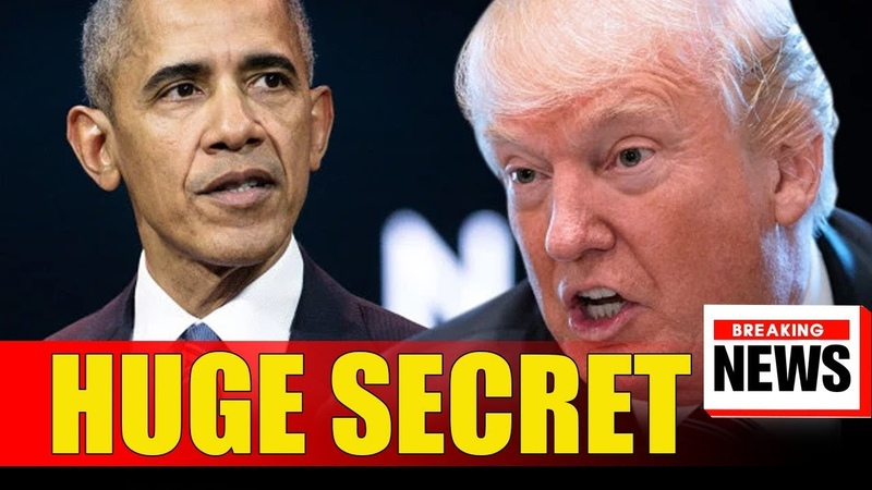 TOP NEWS!! OBAMA GOES FULL PANIC MODE AFTER THIS BIGGEST SECRET JUST GOT EXPOSED OVER TRUMP'S PROBE