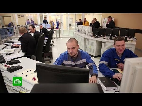 Новый блок Нововоронежской АЭС дал первый ток в энергосистему России