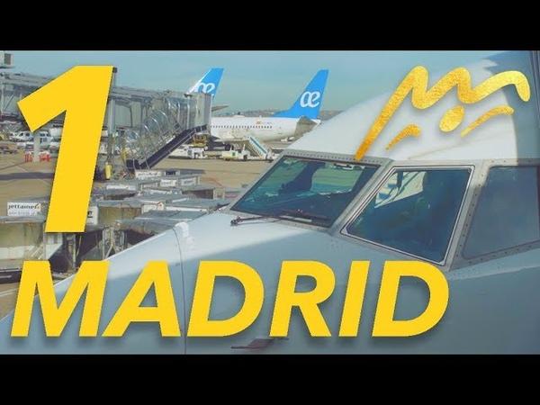 AoA - TRIBUTE TO MADRID Pt.1 - Sony A7s II Zhiyun Weebill LAB EOSHD Pro Color 3.0