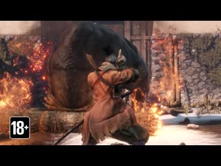 Sekiro™: shadows die twice | combat