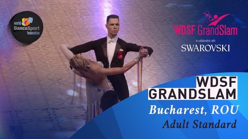 Fainsil - Posmetnaya, GER | 2019 GrandSlam STD Bucharest | R2 T