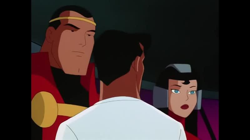 Сезон 01 Серия 02: | Супермен (1996-2000) / Superman | The Last Son of Krypton: Part II