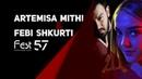 Artemisa Mithi Febi Shkurti Dua ta besoj Festivali i 57 të i Këngës në RTSH
