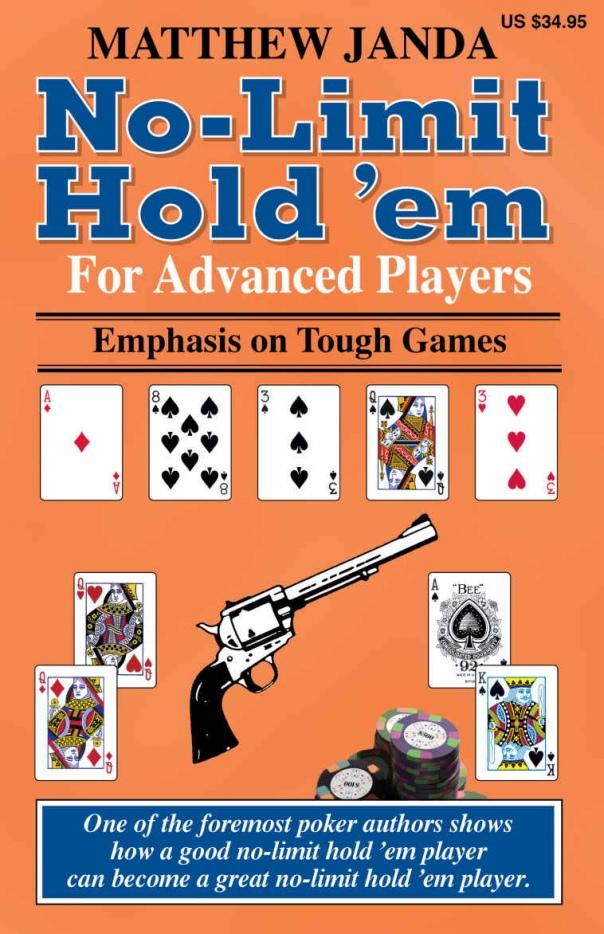 No-Limit Hold 'em For Advanced - Matthew Janda