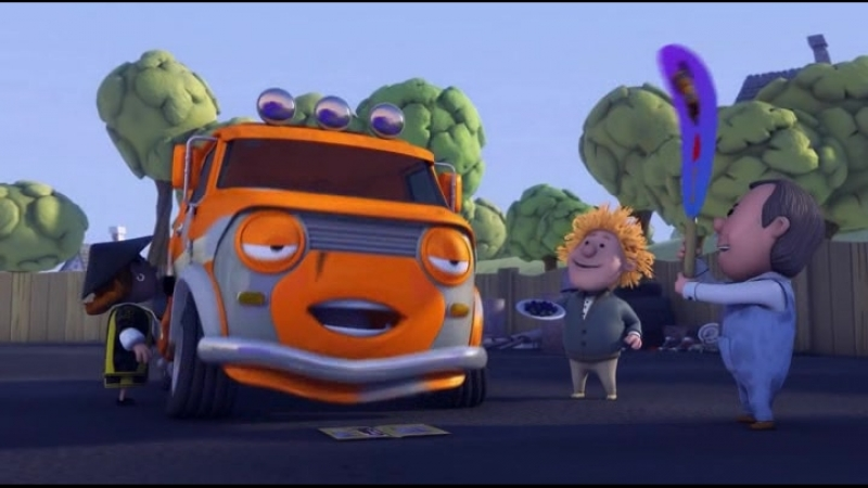 61 Счастливый билет Олли Веселый грузовичок